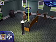 The PS2 game has several new play modes, but it's otherwise similar to the PC game.