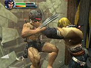 The action in Wolverine's Revenge basically boils down to beating up anonymous thugs, flipping switches, finding keycards, and engaging in boss fights.