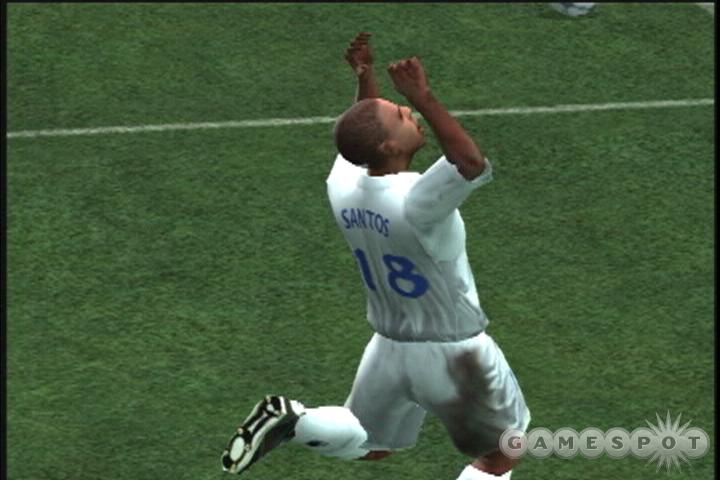FIFA 2004 contains songs from The Dandy Warhols, Kings of Leon, The Jam, Radiohead, and Timo Maas.