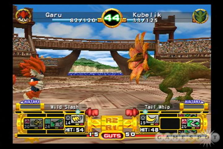 Monster Rancher 4 marks a return to the series' roots.