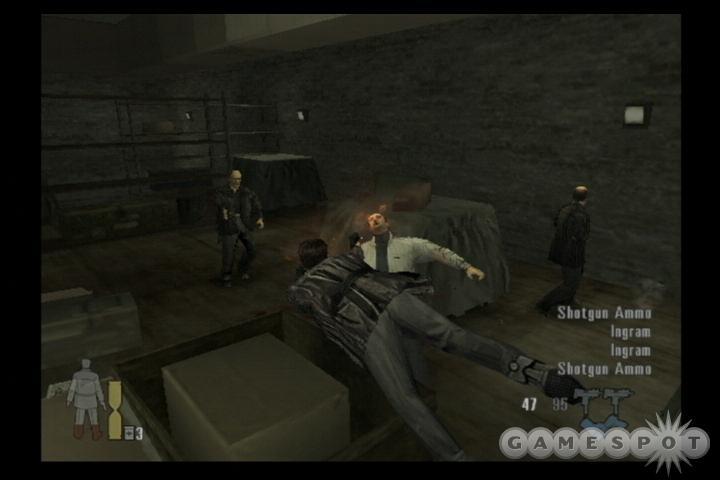 Max Payne 2: The Fall of Max Payne Review - GameSpot