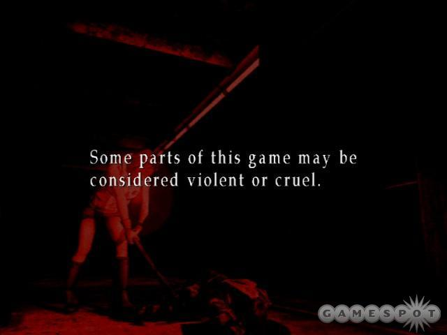 Silent Hill 3 fully earns its Mature rating, as this game isn't for the faint of heart--or stomach.