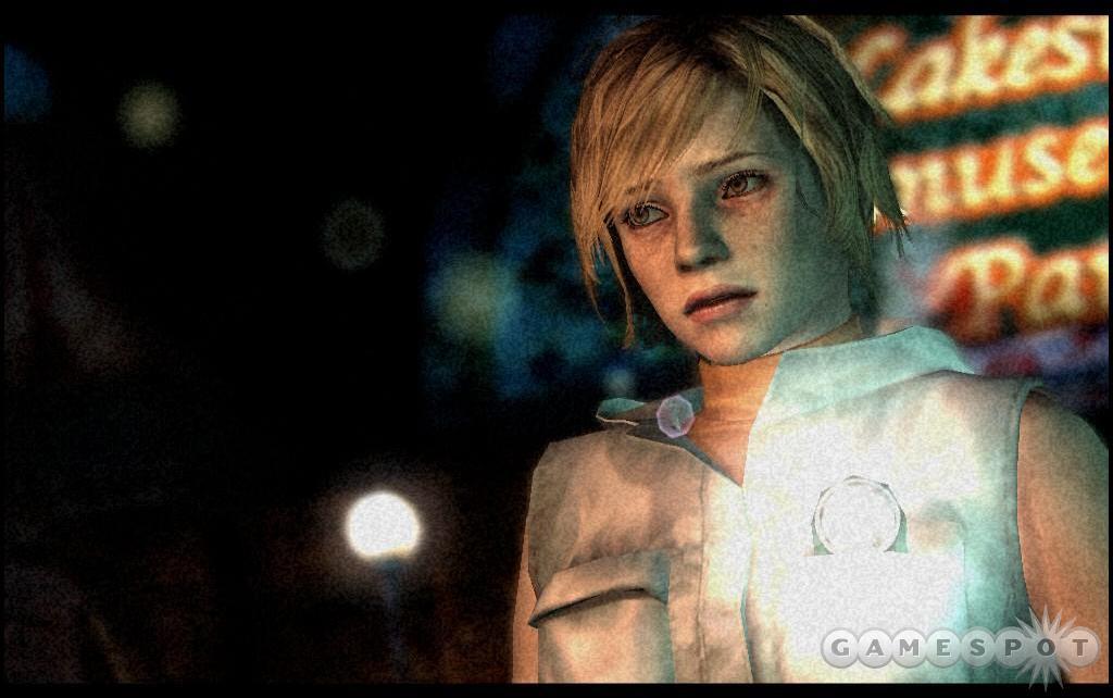 Be glad you're not her. Heather faces countless nightmarish scenarios.