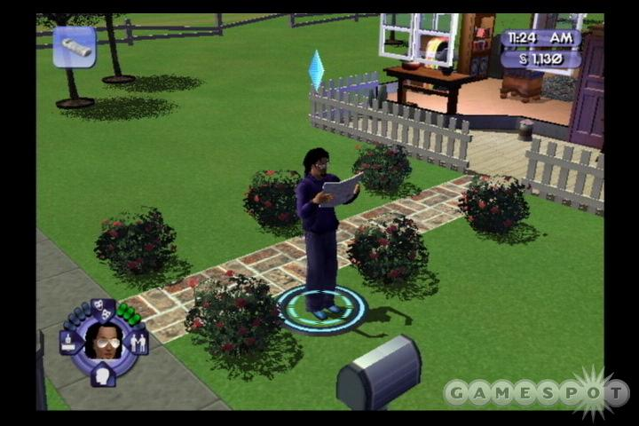 The Sims have busted out of their homes...into other peoples' homes.