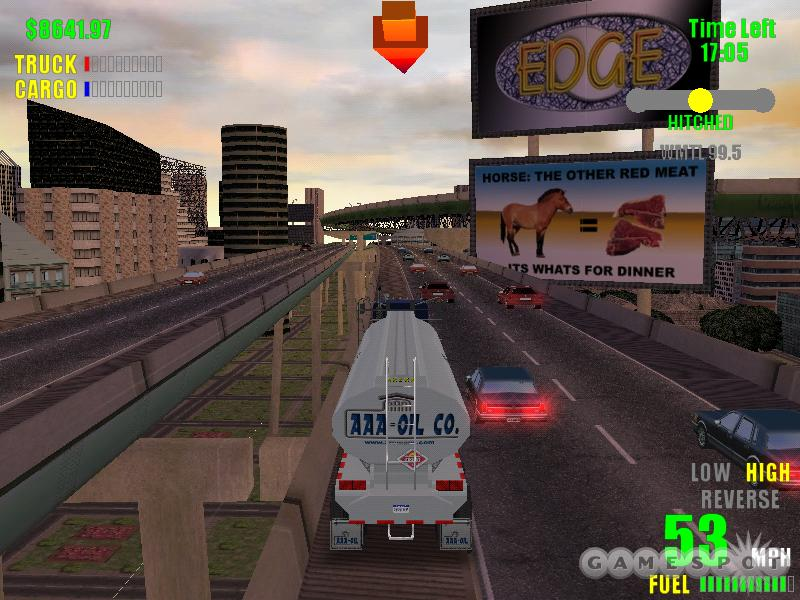 Rebel Trucker is one of the buggiest, most sloppily designed games released this year.