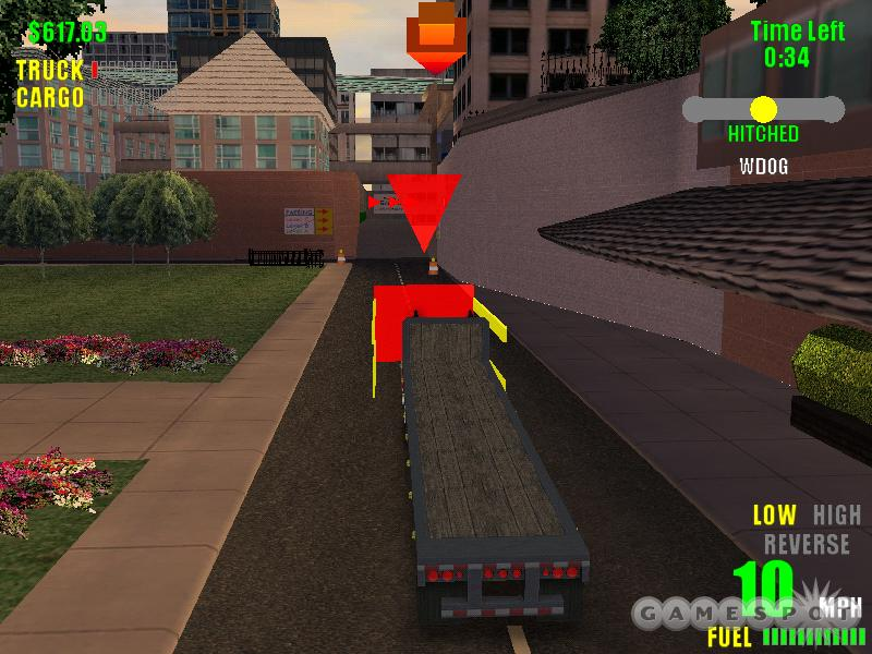 If C.W. McCall were alive today, he'd put the hammer down on this atrocious excuse for a trucking game.