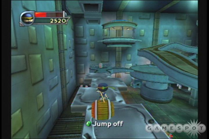 I-Ninja wears its influences on its sleeve, but it chooses some great games to emulate.