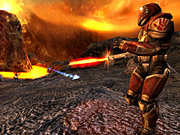 Brute Force's story will unfold on six different worlds, each with its own unique set of missions.