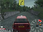 Colin McRae Rally 3 is one of the most realistic-looking games to appear on the Xbox to date.