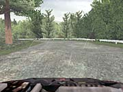 The championship mode in Colin McRae Rally 3 can be played only from behind the wheel of McRae's Ford Focus.