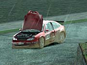 One minor slipup as a result of questionable advice from your codriver can ruin your chances of winning an entire rally.