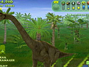 Making park visitors happy is one half of the equation in running a successful dinosaur zoo.
