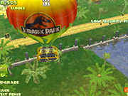 The most unique features in Operation Genesis are the ranger helicopter, the land-cruiser safari tour, and the hot-air balloon tour.
