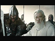 Cinematic cutscenes and DVD-style extras help make this game an ideal supplement for fans of The Lord of the Rings movies.