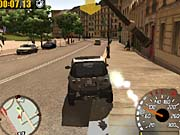 Midtown Madness 3 lets you race through the streets of Washington DC or Paris.