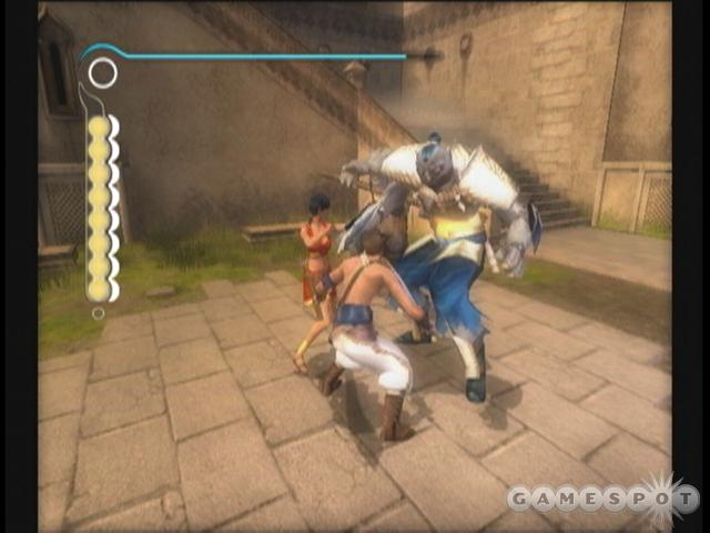 See screenshots of Prince of Persia: The Sands of Time