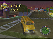 The game's storyline has you uncovering a plot that involves mysterious vans, mind-controlling cola, and robotic bees with cameras in their heads.