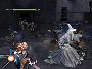 Three playable characters are included in the game.