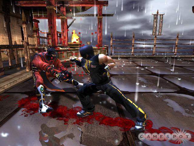Deception promises to be as bloody as any Mortal Kombat game.