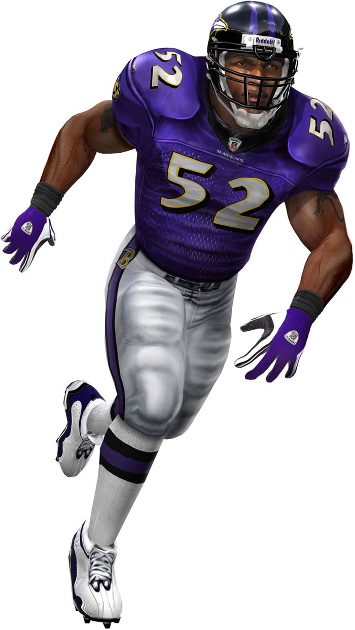 A gifted linebacker, a gifted pregame dancer; Ray Lewis can do it all.