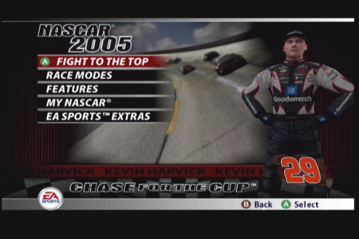 Harvick has a lot of years, and a lot of left turns, ahead of him.