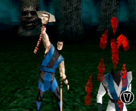 Graphic fatality moves brought all kinds of attention on Mortal Kombat.
