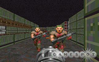 Doom and Doom II offered quite an arsenal of weaponry.