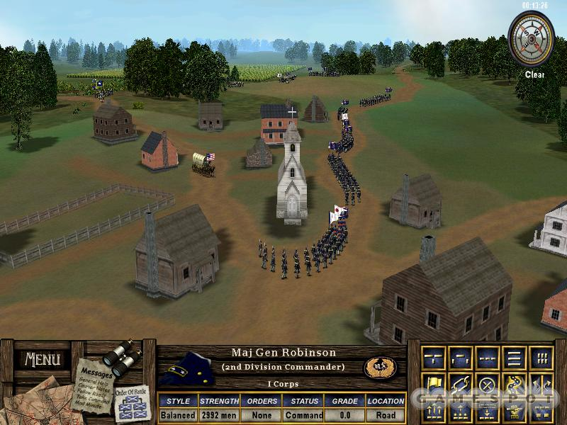 This historical tactical strategy game gives you real-time control over thousands of troops at once.