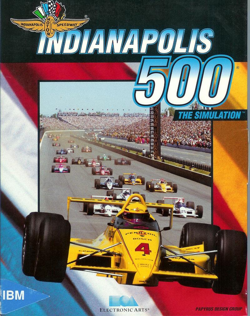 Indianapolis 500 box