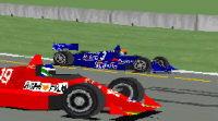 IndyCar action