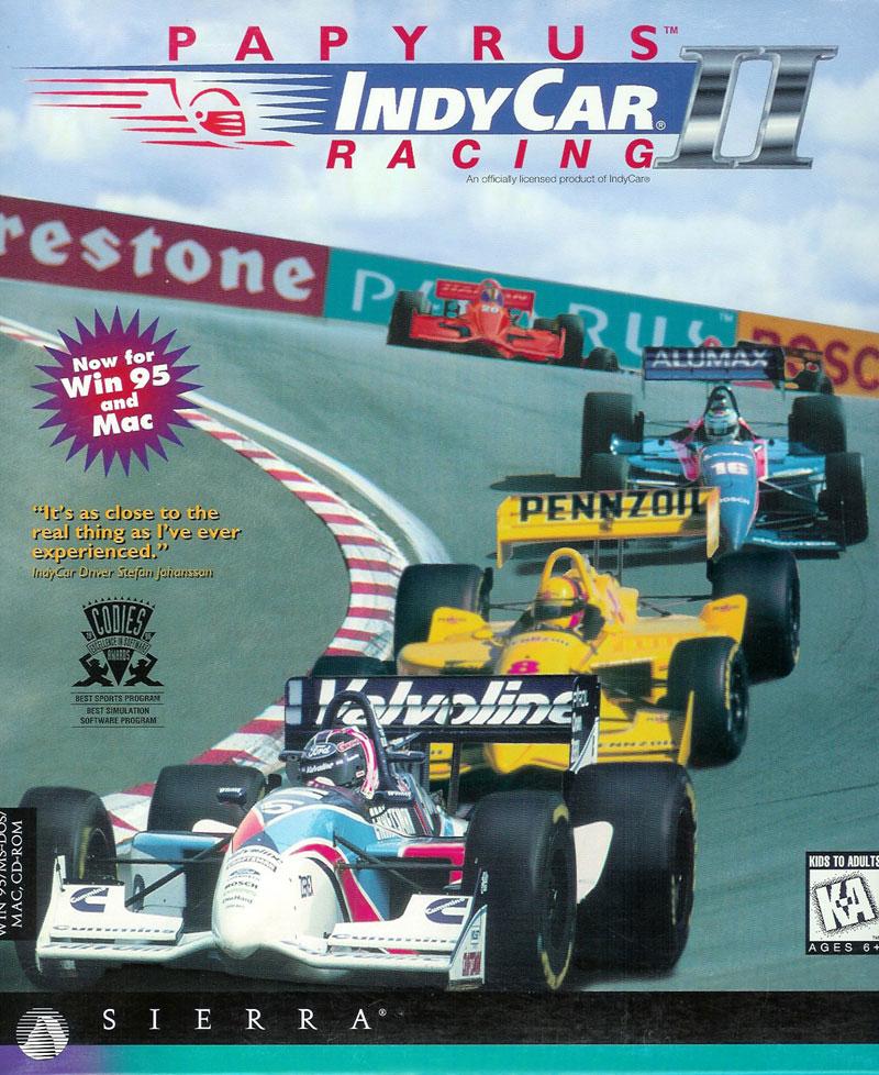 IndyCar II box