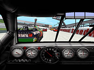 NASCAR 2 added some polish to the series.