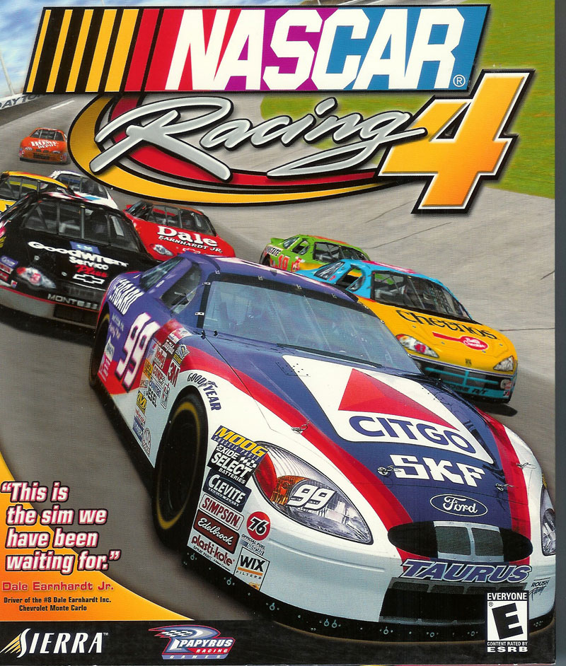 NASCAR 4 may have been the pinnacle of that series.