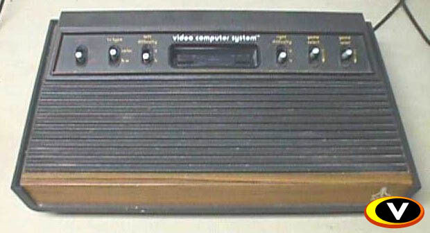 The Atari VCS or later, 2600.