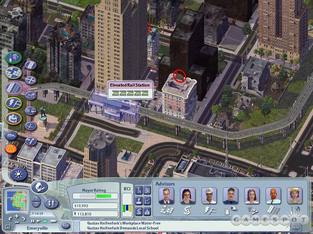 Sim City, by some standards, not a game