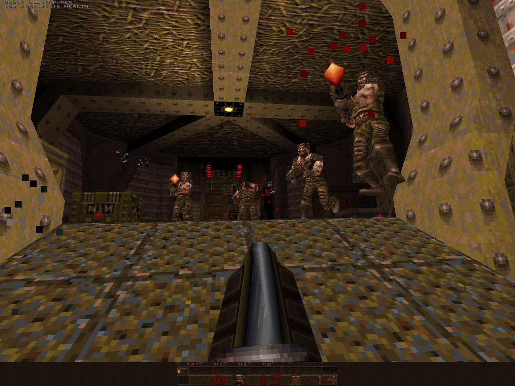 The game community has used game engines such as Quake, for the purpose of a narrative medium.
