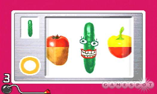 WarioWare, for the Game Boy Advance.