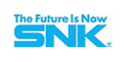 Ah, the original SNK logo that most fans love and adore.