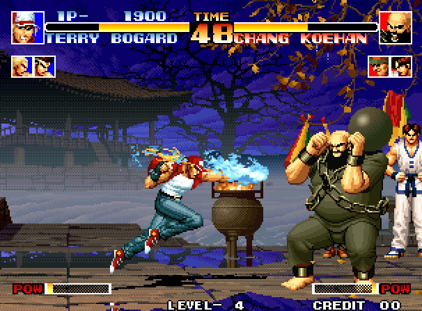 The company didn't know it at the time, but the team-oriented King of Fighters '94 would go on to spawn nine sequels.