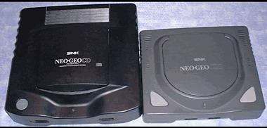 SNK introduced a double-speed version of the NeoGeo CD, the NeoGeo CDZ, in 1995, but only for Japan. In addition to cutting the load times in half for most games, the unit was 30 percent smaller than the original model.