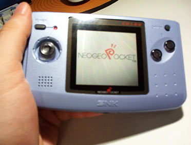 The NeoGeo Pocket Color wasn't just superior to the Game Boy Color in terms of gameplay; it also ran twice as long using the same number of batteries.