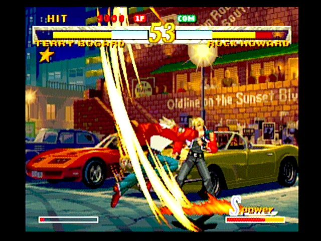 Capcom took in most of the earnings from Capcom vs. SNK. SNK, for its part, did release Mark of the Wolves in 2000, which is regarded as one of the best fighting games available for the NeoGeo and Dreamcast.