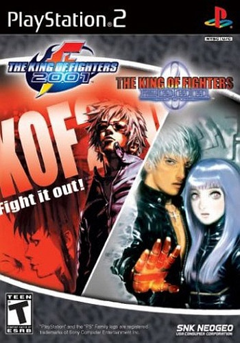 SNK is back. The King of Fighters 2000/2001 double pack is the first game to come to the US from SNK NeoGeo USA Consumer Corporation.