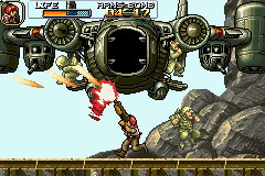 Yes, it's really coming. Metal Slug Advance will be out in August 2004.