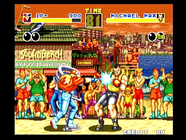 Fatal Fury started SNK's long-running competition with Capcom.