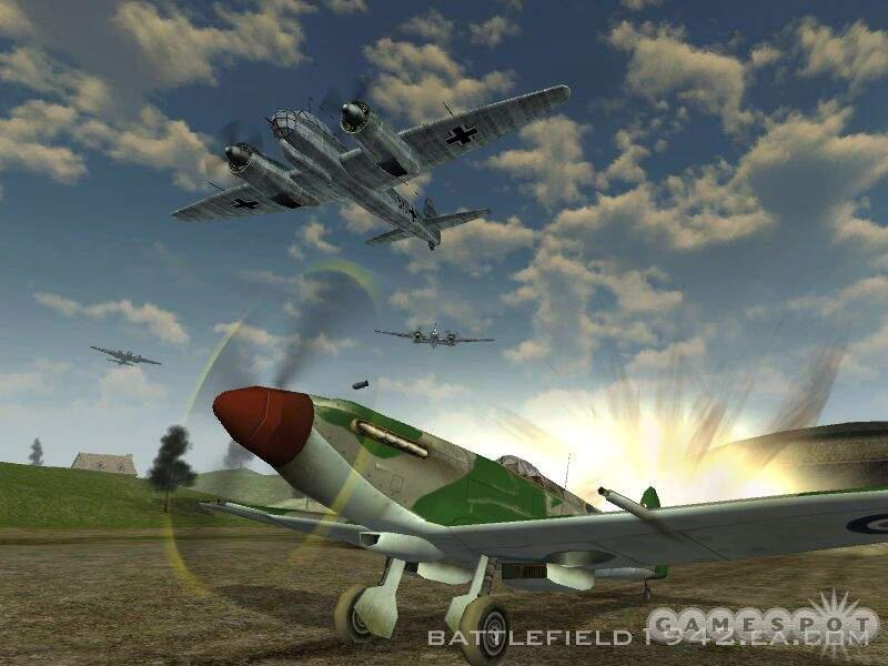 Thanks to its excellent core gameplay and postlaunch support, Battlefield 1942 is cleared for takeoff as one of our top 10.