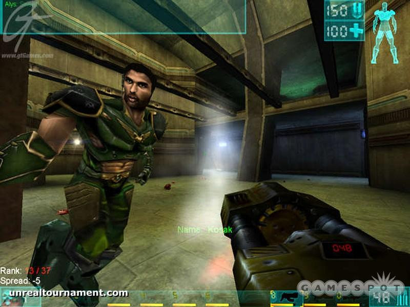 With varied maps, six modes, and sharp graphics, UT got a new generation of gamers into shooters.
