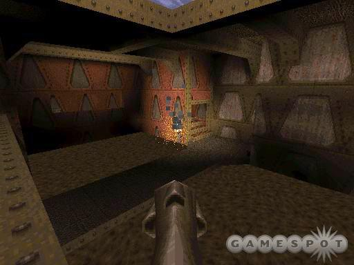 Back in the day (that is, 1996), Quake had the best lighting effects anywhere.