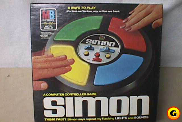 Space Channel 5, your father is Simon.