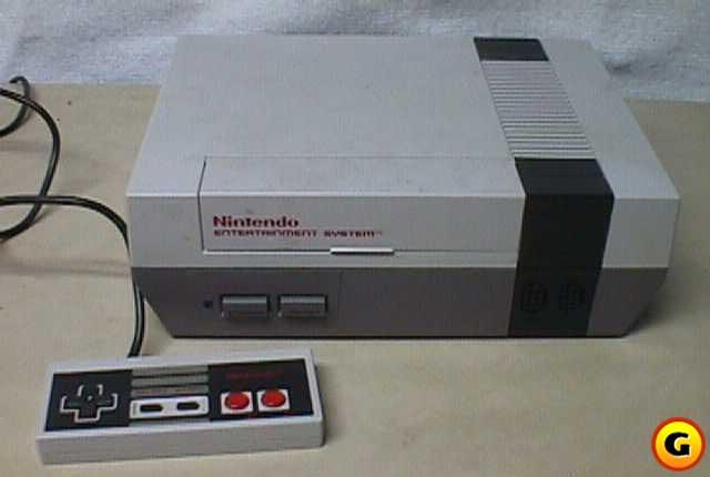 The original NES.